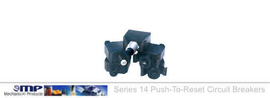 AX Distribution - Push To Reset Circuit Breakers